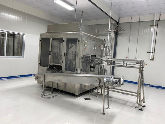 Total Liquidation Yogurt Manufacturing Operation