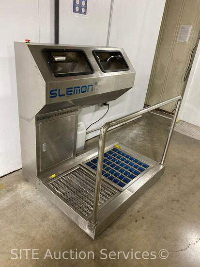 Slemon Passthrough Hygiene Station