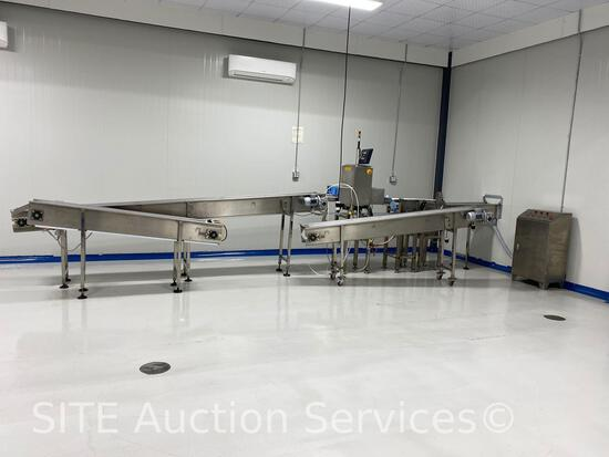 2014 Mekitec Meki X-Ray Food Inspection System