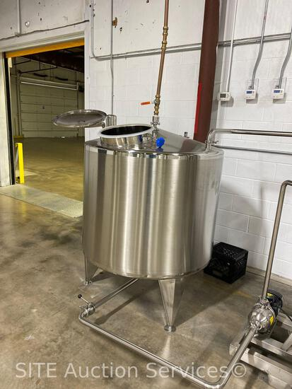Stainless Steel Processing Tank
