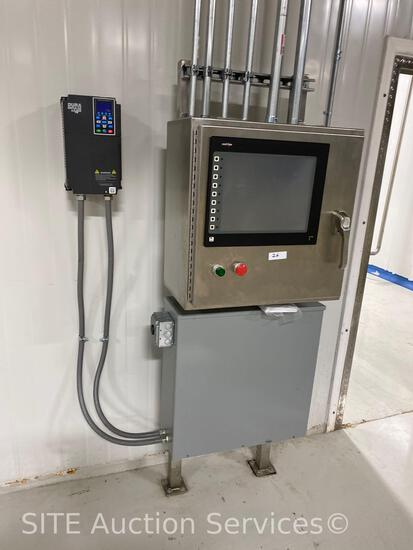Control System For Liquid Food Manufacturing