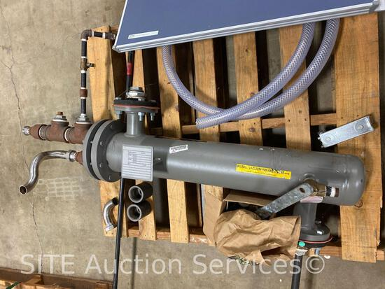 Bell & Gossett Shell & Tube Heat Exchanger
