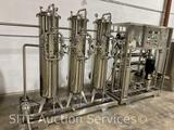 Baolida Reverse Osmosis Water Treatment Plant / Apparatus