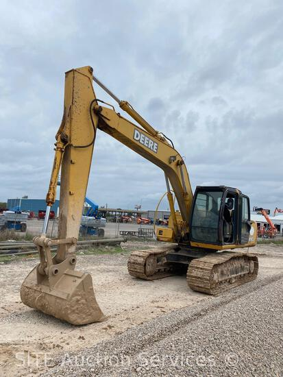 2006 Deere 160C LC Hydraulic Excavator