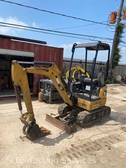 2015 Cat 301.7D CR Mini Excavator