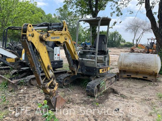 2013 Yanmar ViO27-5B Mini Excavator