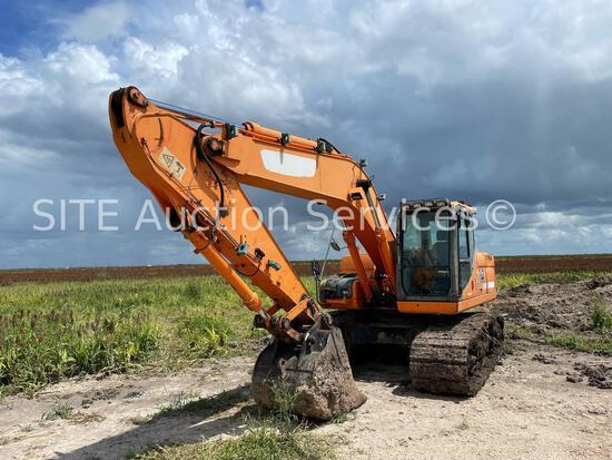 2014 Doosan DX225LC Hydraulic Excavator