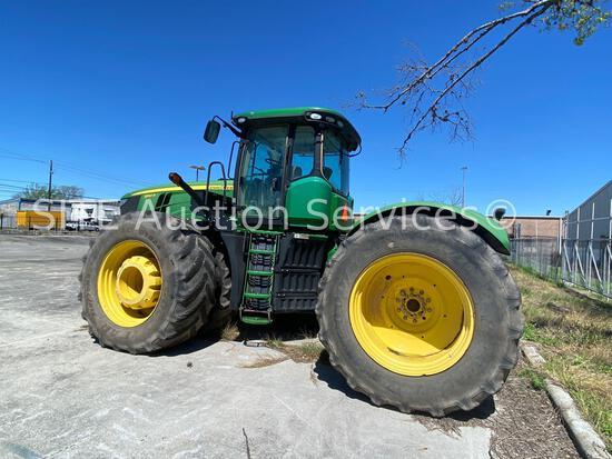 2014 John Deere 9510R Scraper Special Tractor