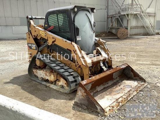 2016 Cat 259D Compact Track Loader