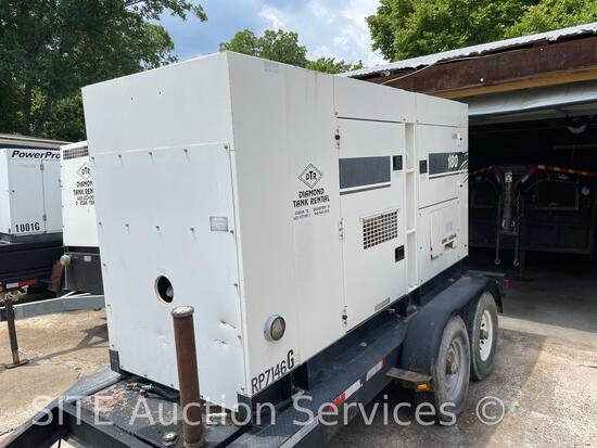 2006 MQ Power Whisperwatt DCA-180SSV 60 Hz Generator