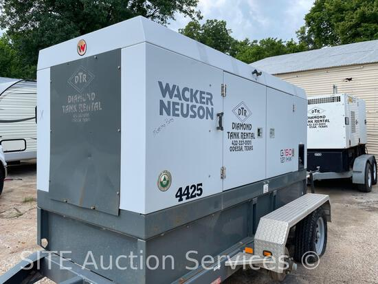 2013 Wacker Neuson G150 Generator