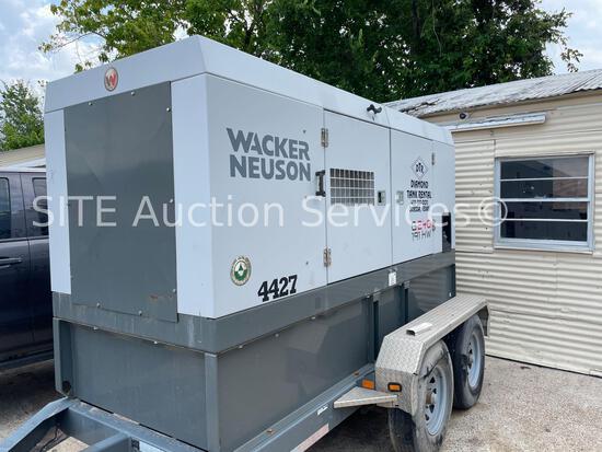 2013 Wacker Neuson MGT4E Generator