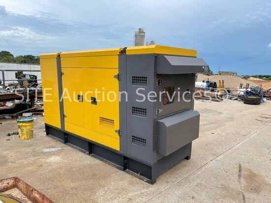 2017 Fujian Mindong MD100P Diesel Generator