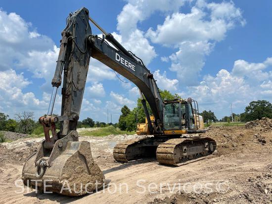 2013 John Deere 470G LC Hydraulic Excavator
