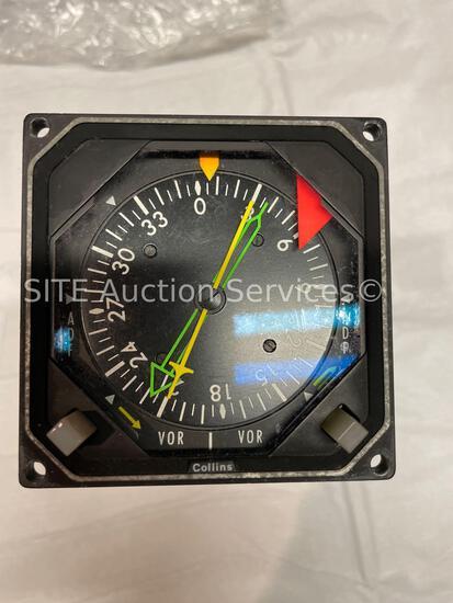 Rockwell Collins RMI-30 Radio Magnetic Indicator 622-4938-001