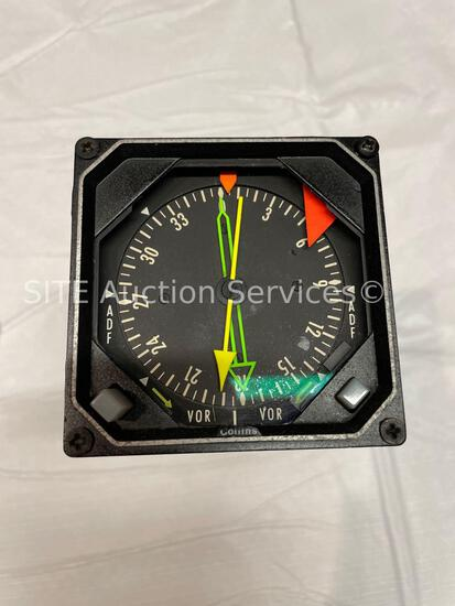Rockwell Collins 332C-10 Radio Magnetic Indicator 622-0555-007