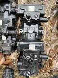 Qty of 2 Eaton 78461-RCZ-04 Tandem Piston Pumps