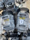 Qty of 2 Seltec TM Compressors