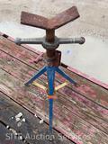 B&B Steel Pipe Jack Stand