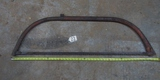 Vtg 4 Foot Long All Metal Bow Saw ( Pick Up Only )