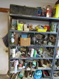 7 Shelves Of Whatever You See Or Find, Shelving Not Included  ( Pick Up Only )