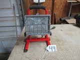 Utilitech Work Light In Metal Stand  ( Pick Up Only )