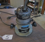 Rockwell Model 1002 Router