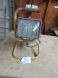 Work Light In Metal Stand  ( Pick Up Only )