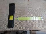 Pickett N500 - E S HI log  /  Log Slide Rule With Leather Case