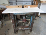 Vtg Home Made Router Table W/ Buit In Router  ( Pick Up Only )
