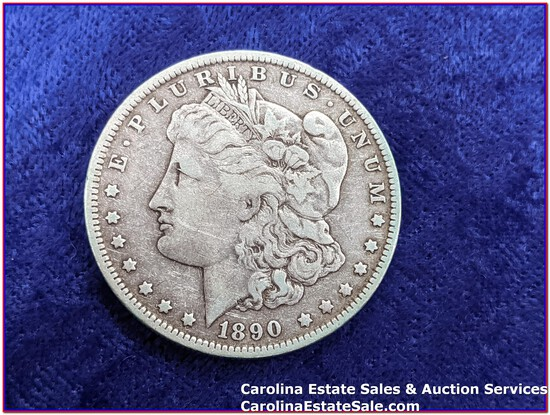 Coin, Jewelry & Collectibles! (Estate M. Swart)