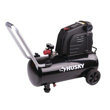 Husky 8G 150 PSI Hotdog Air Compressor, $167.7 ERV