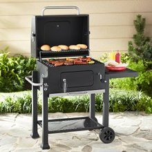 Expert Grill Heavy Duty 24-Inch Charcoal Grill.