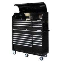 52 in. 18-Drawer Tool Chest and Rolling
