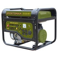 Sportsman Gasoline 4000W Portable Generator.