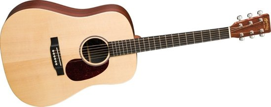 Martin X Series 2015 DX1AE Acoustic-Electric Guitar Natural. $690 MSRP