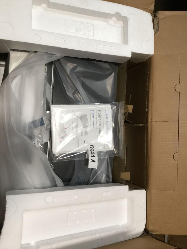 Epson SureColor Inkjet Color Printer,$1295 MSRP