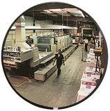 See All Circular Glass Indoor Convex Security Mirror,$37 MSRP