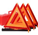 CARTMAN Warning Triangle DOT Approved 3PK,$22 MSRP