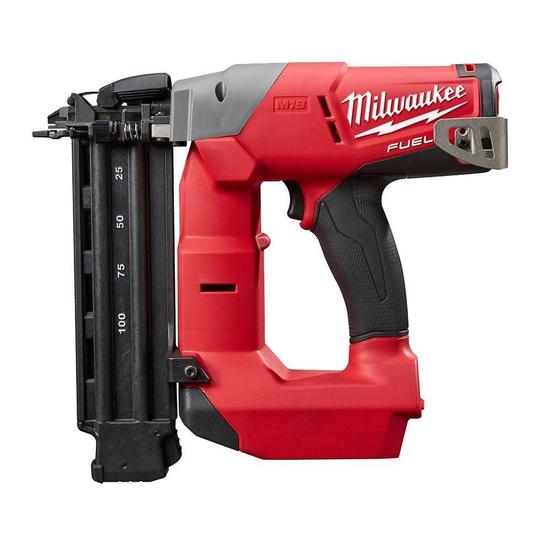 Milwaukee Cordless 18-Gauge Brad Nailer, $249 MSRP