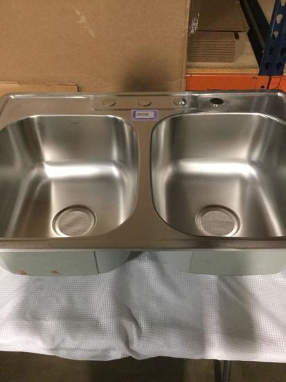 Metal Sink