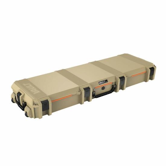Pelican Vault 800 Double Rifle Case with Foam Tan - $268.88 MSRP