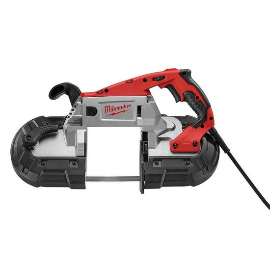 Milwaukee 11 Amp Deep Cut Band Saw with Hard Case - $329.00 MSRP