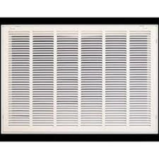 "TRUaire - 170 - 16"" x 30"" White Steel Return Air Grille $30.48 MSRP"
