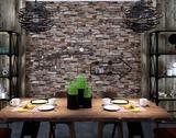 Brick Wallpaper, Stone Textured, Removable and Waterproof for Home Design Super Large $48.98 MSRP