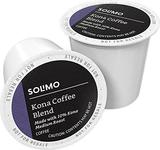 Solimo Kona Coffee Blend 100 Single Serve Cups $29,72 MSRP