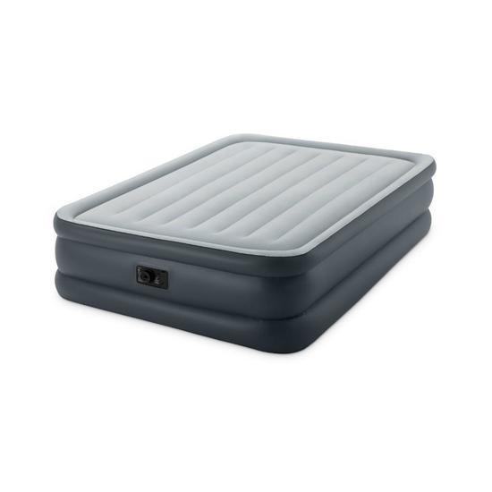 "Intex Dura-Beam Standard Essential Rest Airbed with Built-in Electric Pump,20"", Queen $54.49 MSRP"