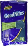 Goodnites Boxers Style Sleep Shorts for Boys, Size : Large to Extra Large, 60-110 Lbs $22.85 MSRP