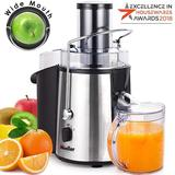 Mueller Austria Juicer Ultra 1100W Power, Easy Clean Extractor Press Centrifugal $69.97 MSRP