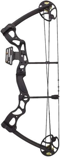 """XGear Right Hand Compound Bow 50-70lbs 25""""-31"""" Archery Hunting Equipment, Black $175.99 MSRP"""